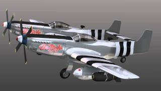 eat3d contest f82 twin mustang turntable