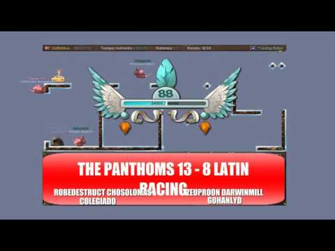 RTR 2 | The Panthoms VS Latin Racing