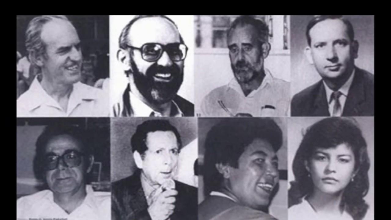 A 30 años de los mártires de la UCA, El Salvador - Vatican News