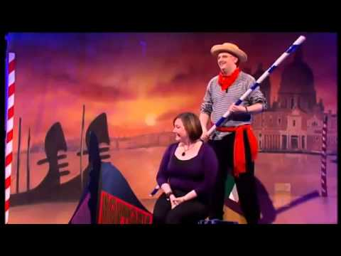 The Graham Norton Show 2009 S5x05 Patsy Kensit & Roberto Benigni Part 2. YouTube