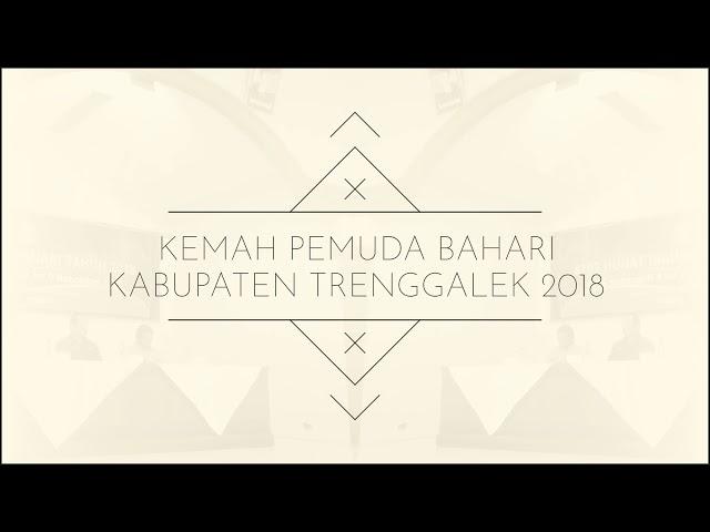 Kemah Pemuda Bahari Kabupaten Trenggalek 2018