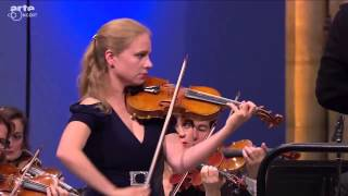 Julia Fischer performs Mendelssohn at the Saint-Denis Festival