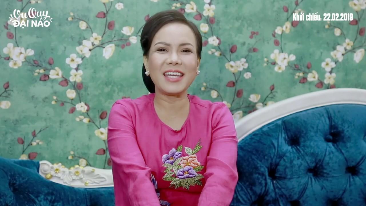 VU QUY ĐẠI NÁO - BTS Việt Hương thành