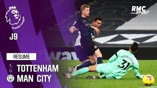 Résumé : Tottenham 2-0 Manchester City - Premier League (J9)