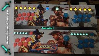 Pandora's Box 5 - 6 & 8 Button Version Comparison Review & Youtuber Neo Gunloc