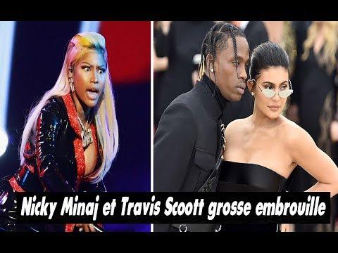 Nicki Minaj Et Travis Scoott & Kylie Jenner Leur Embrouille J'explique Tout