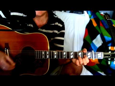 Out Of Time ~ Chris Farlowe - The Rolling Stones ~ Acoustic Cover w/ Gibson Hummingbird 1964 mp3