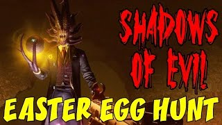 BLACK OPS 3 ZOMBIES: Shadows of Evil! ★ More Easter Egg Discovery