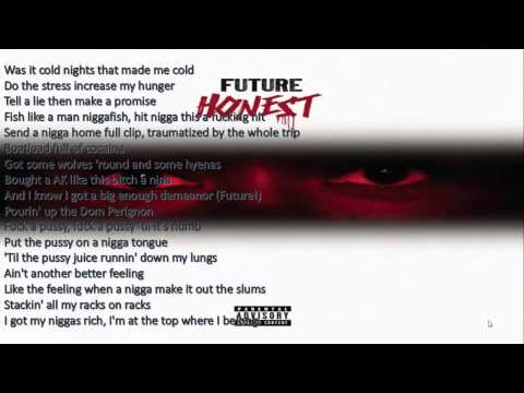 Future   Look Ahead LYRICS