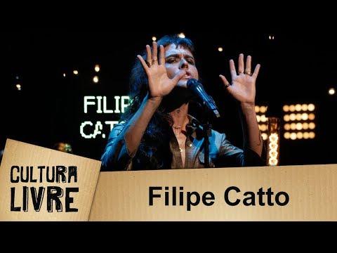 Cultura Livre | Filipe Catto | 24/04/2018