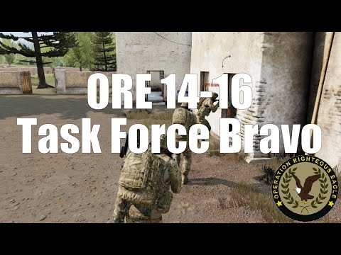 Operation Righteous Eagle 14-16 Task Force Bravo