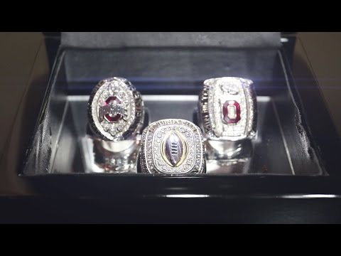 Ohio State Football: Championship Ring Presentation