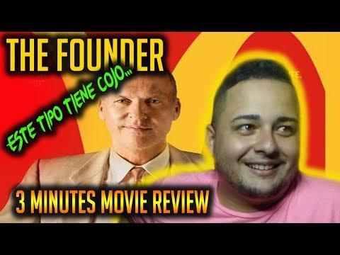 3 Minutes Movie Review: The Founder por...