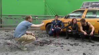 CAPTAIN AMERICA: CIVIL WAR - Making of  - Footage (2016) Movie HD