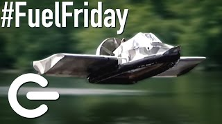 The Hoverwing - The Gadget Show #FuelFriday
