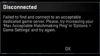 Matchmaking change in csgo to How ping