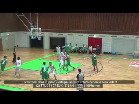 2015/2016 - Bayernliga Nord; TTL Basketball Bamberg 2 - DJK Don Bosco Bamberg