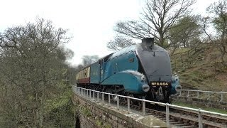 North Yorkshire Moors Railway - Spring Steam Gala 2014