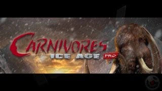 Carnivores Ice Age Pro - iPhone & iPad Gameplay Video