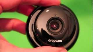 Dropcam HD Full Review. Wi-Fi Video Monitoring Camera With Cloud Recording