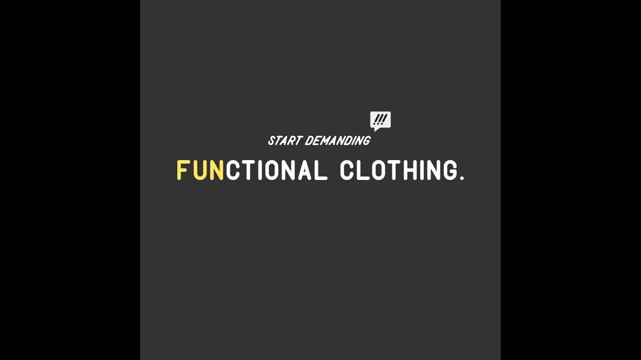 Shannon Towell, [Fun]ctional Clothing (2017)