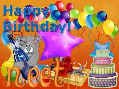 HAPPY BIRTHDAY NEETU!