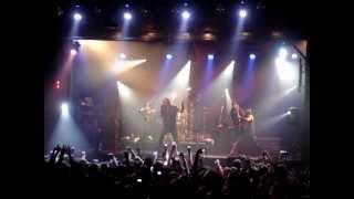 Turisas - One More Live São Paulo 16 03 2013
