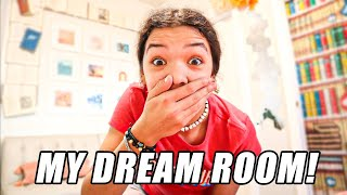 I got my dream room! MAKEOVER TOUR
