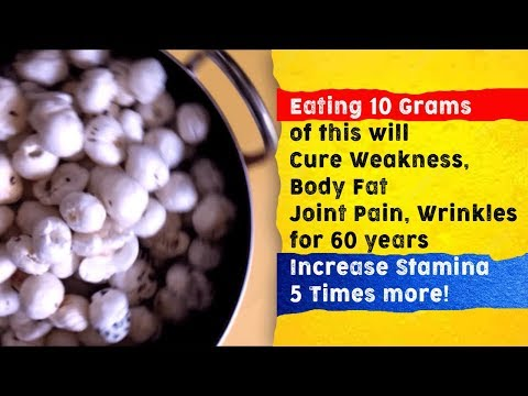 eat-10-grams-of-this-to-cure-weakness,-body-fat-and-joint-pain,-wrinkles-for-60-years