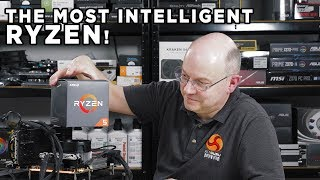 AMD Ryzen 5 2600X Review - The most Intelligent Ryzen!