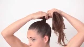 Balerin Topuzu Saç Nasıl Yapılır