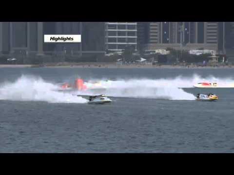 F1H2o - Abu Dhabi Grand Prix 2012 * Highlights - 720HD