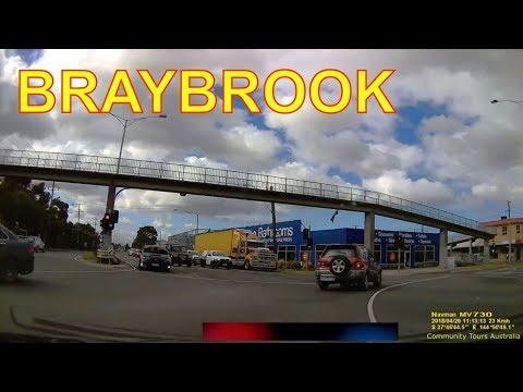 Braybrook - Melbourne Victoria Drive