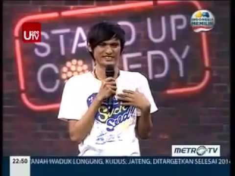 fajar ramadhan stand up comedy pb