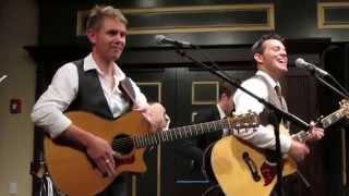 "Neil Byrne and Ryan Kelly - ""Brown Eyed Girl"""