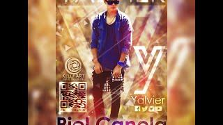 Yalvier - Piel Canela (Lyric Vídeo)
