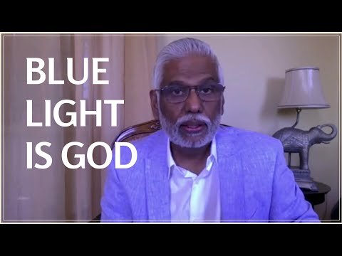 Blue Light is God - YouTube