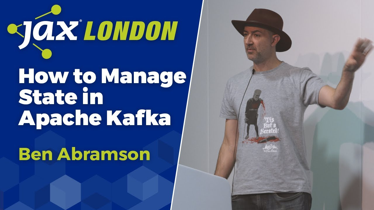 How to Manage State in Apache Kafka