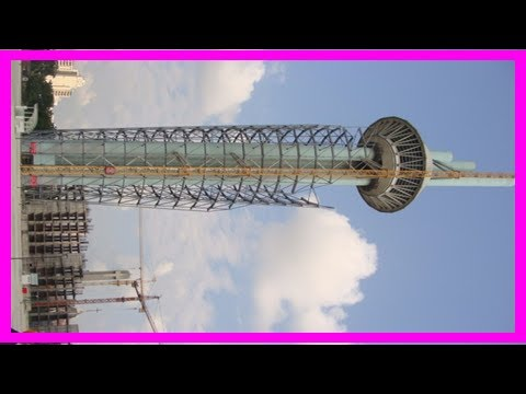 [NG News] Abuja millennium tower: a monument abandoned to its fate