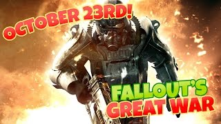 Today in Nerd History Fallout s Great War