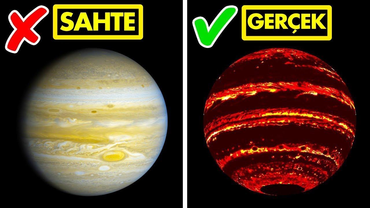 Seni Korkutacak Jupiter'in 10 Korkunç Sırrı
