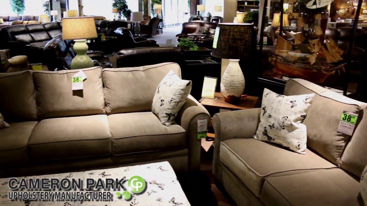 Cameron Park Upholstery Company Video