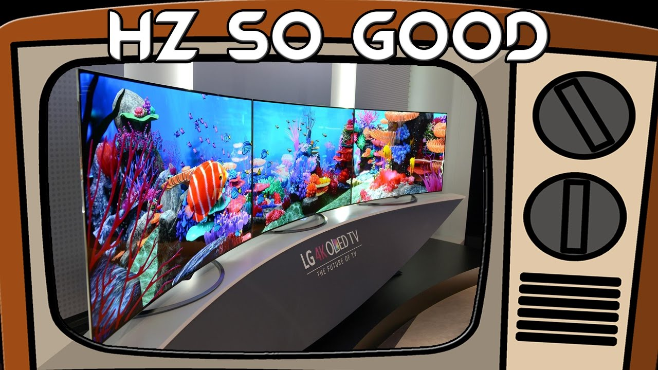 Freesync and 4K 120hz OLED TVs on the Way! Are TVs Finally Catching Up?