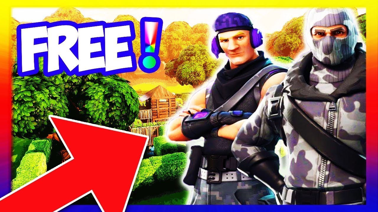 LAST TIME TO GET THESE FREE FORTNITE SKINS TWITCH PRIME (EXCLUSIVE TWITCH  PRIME FORTNITE PACK 1)