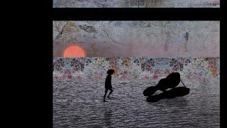 L'entrepôt et la mer,  Film fiction et animation - adaptation Chanson de la danseuse de Colette