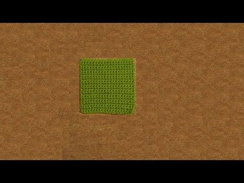 Uncinetto Facile Edicola.Piastrella All Uncinetto Facilissima Per Principianti Youtube