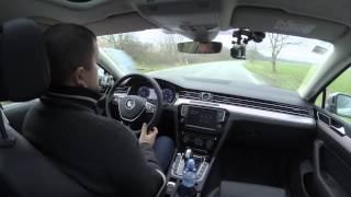 Volkswagen Passat - Emergency Assist