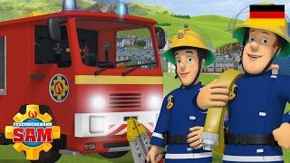 Feuerwehrmann Sam Deutsch Neue Folgen | Feuerwehrmann Sam's beste Rettungsaktionen