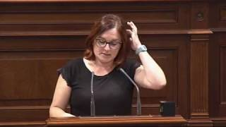 Nati Arnaiz (Podemos) sobre patrimonio cultural
