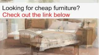 Cheap Bedroom Furniture Provides Online Products For Your Bedroom.